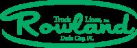 Rowland Truck Lines Logo